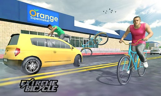 Heavy Bicycle Racing & Quad Stunts - náhled