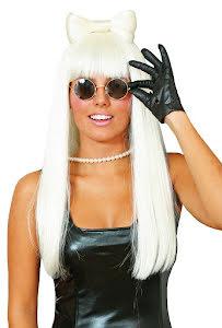 Peruk, Gaga