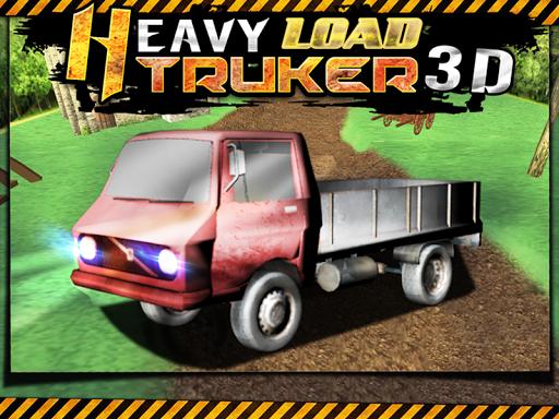 Heavy Load Trucker 3D