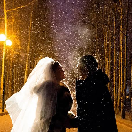 Wedding photographer Sergey Kraskin (kraskin). Photo of 23.12.2017