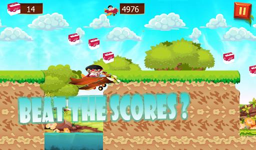 Super Boy Ryan Fly In The Sky cheat hacks