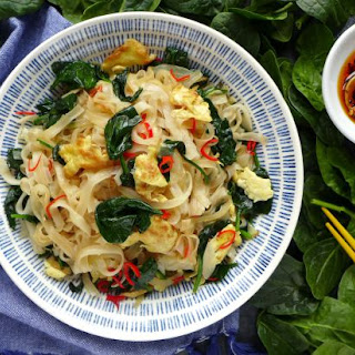 Egg Fried Rice Noodles Recipes.