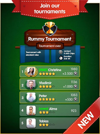 Rummy (Free, no Ads)  gameplay | by HackJr.Pw 9