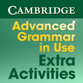 Advanced Grammar  Activities