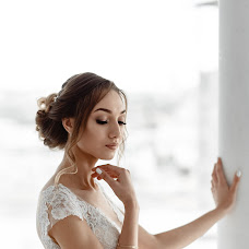 Wedding photographer Denis Andreev (fartovyi). Photo of 28.10.2018
