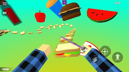 BLOCKFIELD - онлайн шутер 5 на 5 APK MOD (Astuce) screenshots 2