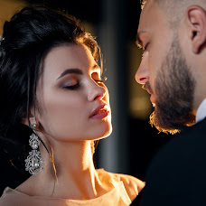 Wedding photographer Darya Grischenya (DaryaH). Photo of 11.01.2018