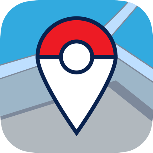 Poke Locator A Radar for GO (app)