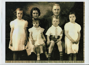 Photo: The Shaughnessy family c. 1938