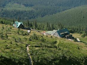 Photo: schronisko Pod Łabskim Szczytem