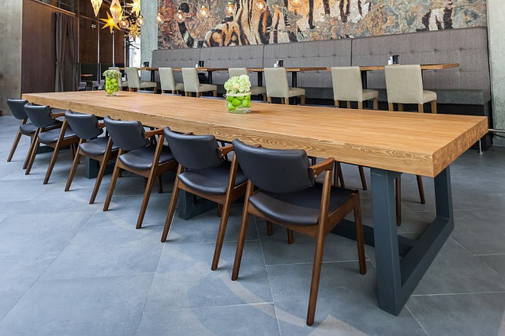 Фото №10 зала Bar BQ Cafe Метрополис