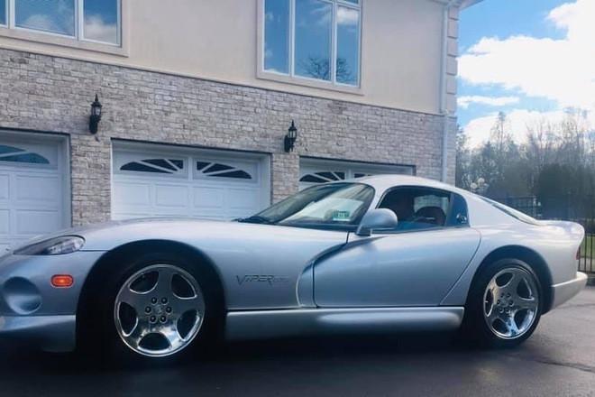 1999  Silver Dodge Viper GTS mint contdition Hire NC