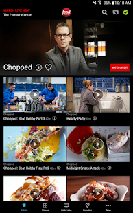 Food Network- screenshot thumbnail