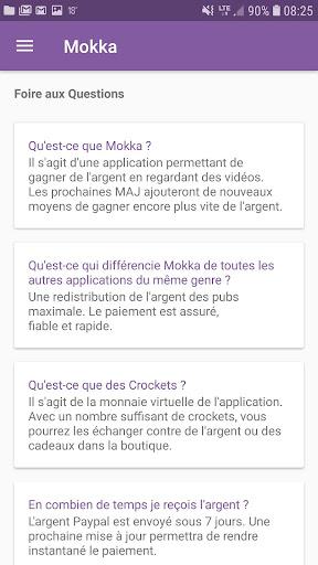 Mokka - votre alliu00e9 pour gagner de l'argent 3.02 screenshots 4