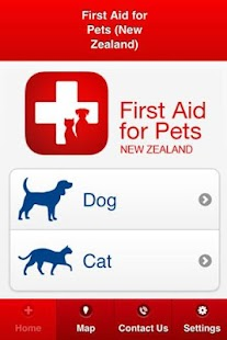 First Aid For Pets New Zealand- screenshot thumbnail