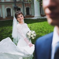 Wedding photographer Zhenya Sarafanov (zheniasarafanov). Photo of 22.05.2017