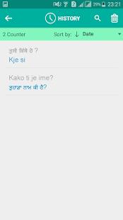 Slovenian Punjabi Translator - náhled