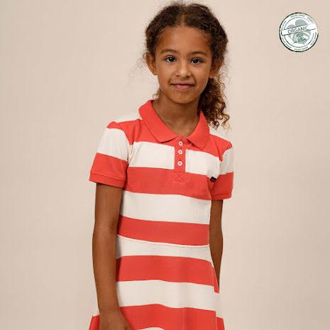 Sola Pique Dress