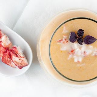Bisque De Homard – Lobster Soup.