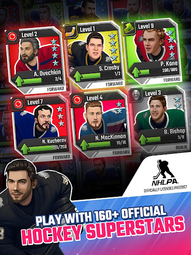 Puzzle Hockey - Official NHLPA Match 3 RPG 2.34.0 screenshots 14