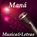 Maná Musica&Letras icon