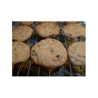 Peanut Butter Banana Cookies With Chocolate Chips