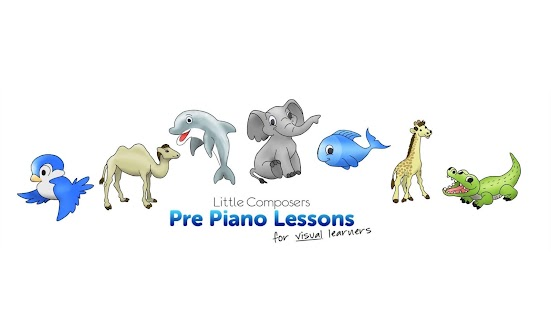 Free Pre Piano Lessons- screenshot thumbnail