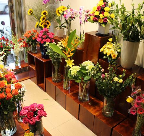 Tại TPHCM không khó khăn gì để có thể tìm kiếm được một dịch vụ đặt hoa hoàn hảo