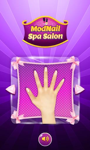 Modnail - Nail Salon Game 1.0.6 screenshots 2