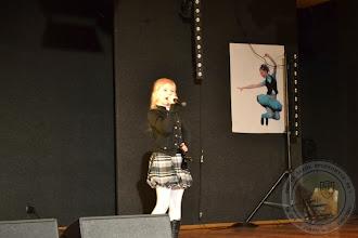 """Photo: VI Międzynarodowy Festiwal Dzieci i Młodzieży """"Białystok - Miasto Młodych"""" (09.2013) - występ Mai Markowskiej"""