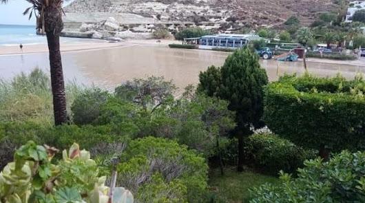 Lluvias y fuertes vientos para el miércoles: Almería seguirá en aviso amarillo