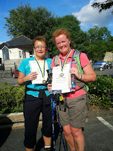 Photo: Congratulations to Helen and Sadie on completing their first Galtee Crossing, Sunday June 29th, 2014