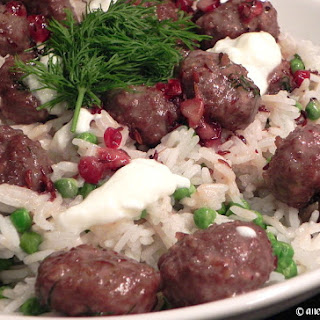 Jamie Oliver's 15 Minute Swedish Meatballs