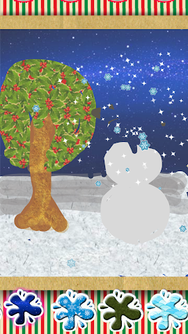 android Chrismas Magic Paint Screenshot 3