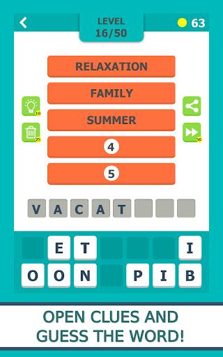 Word Guess - Pics and Words moddedcrack screenshots 1