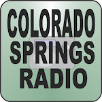 Colorado Springs Radio Icon