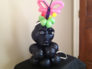 Photo: headband-butterfly