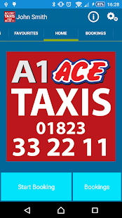 A1 Ace Taxis (Somerset)- screenshot thumbnail