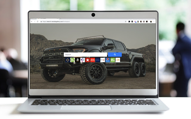 Ford Raptor Search
