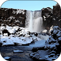 Waterfall 3D Video Wallpaper icon