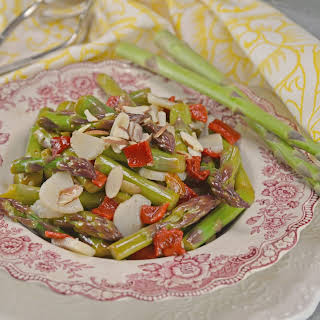 Pickled Asparagus Salad.