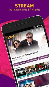 HOOQ – Watch Movies, TV Shows, Live Channels, News App Download For Android and iPhone 1