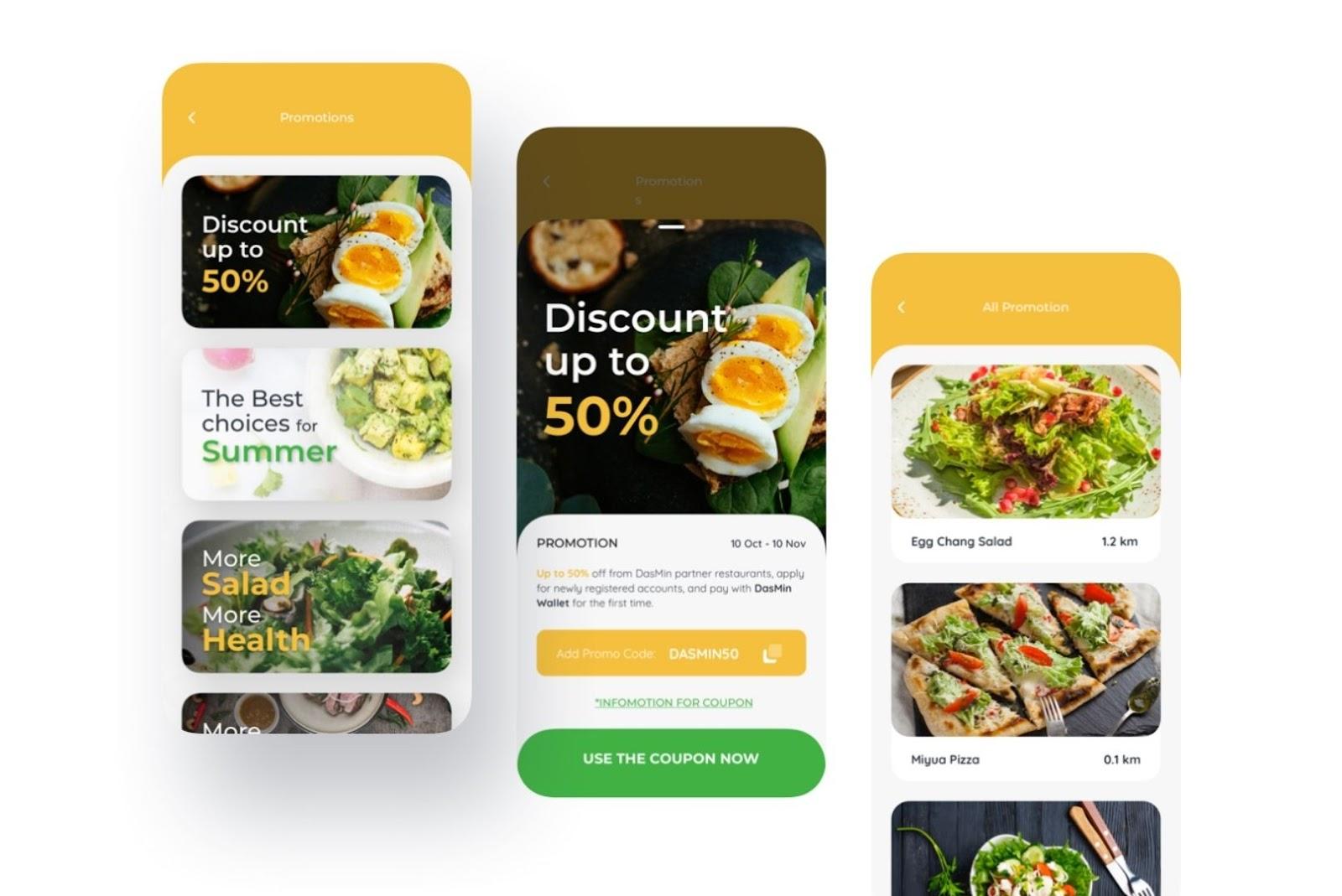 restaurant coupons app