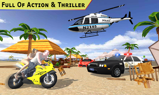 Theft Bike Drift Racing 1.6 screenshots 1