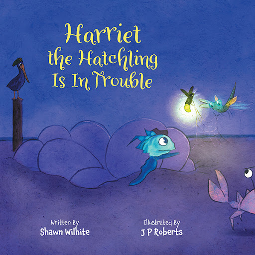 Harriet the Hatchling Is In Trouble cover