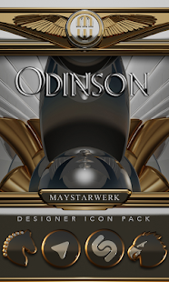 Odinson HD Icon Pack- screenshot thumbnail
