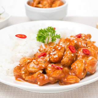 Pf Changs Sesame Chicken Recipes