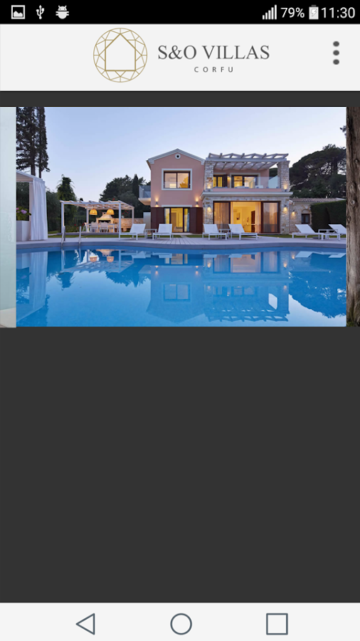 S&O Villas- screenshot