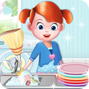 Baby Doll House Adventure Game for PC and MAC