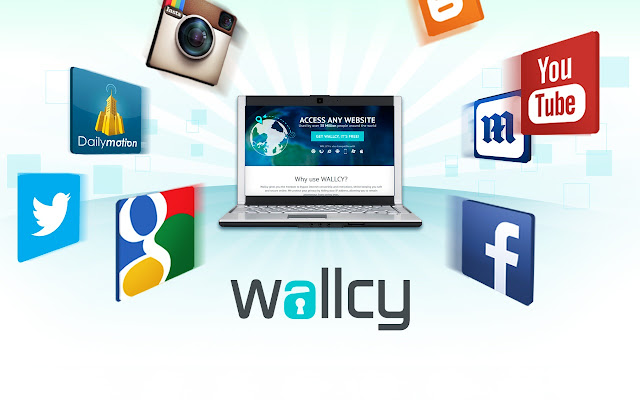 Wallcy 100 free vpn chrome web store access blocked websites in your country from work or school 2 clicks and youre unblocked wallcy is free easy to use ccuart Choice Image
